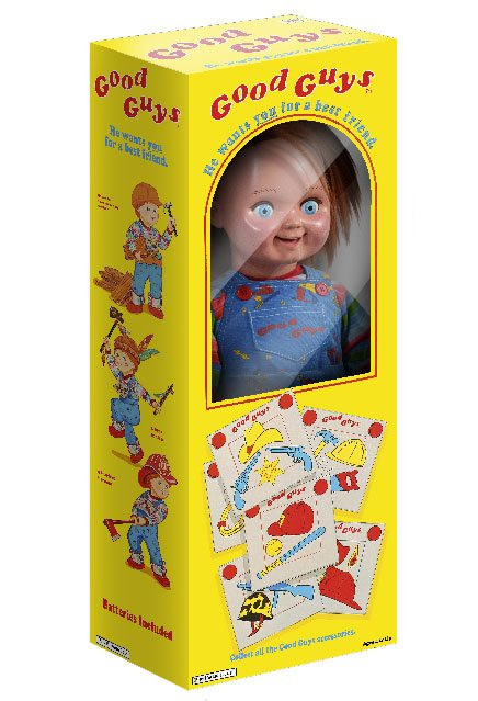 Chucky 2 - Die Mörderpuppe ist wieder da - Prop Replik Good Guys Puppe
