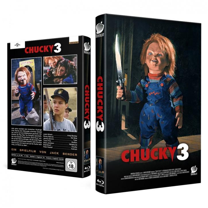 Chucky 3 - Große Hartbox [Blu-ray]