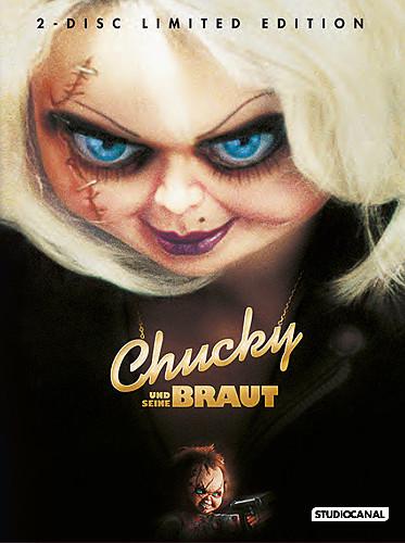 Chucky und seine Braut - Limited Edition [Blu-ray+DVD]