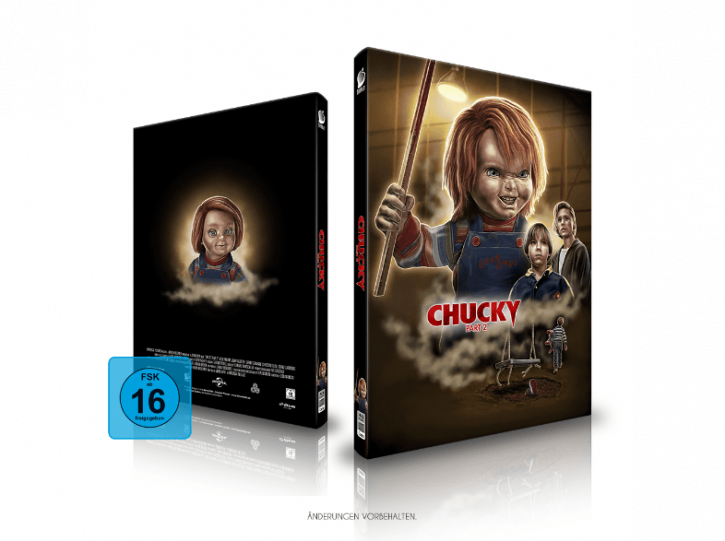 Chucky 2 - Limited Mediabook Edition - Cover A [Blu-ray+CD]
