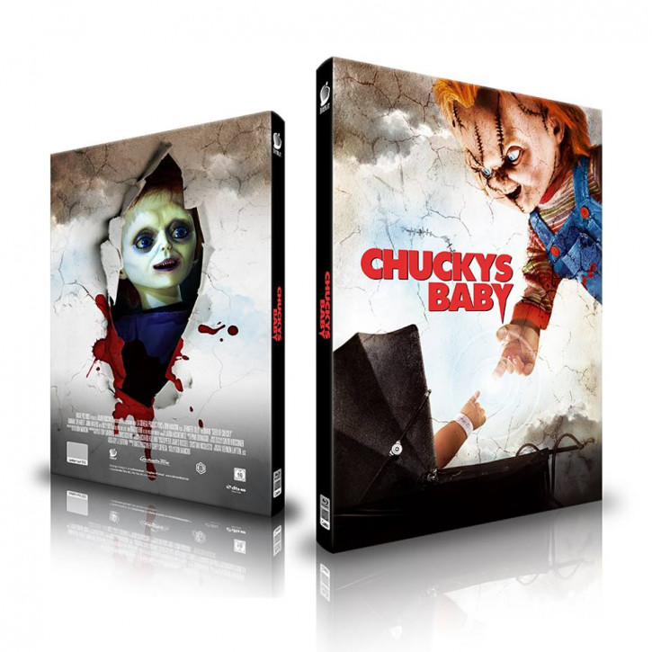 Chuckys Baby - Limited Mediabook Edition - Cover B [Blu-ray+CD]