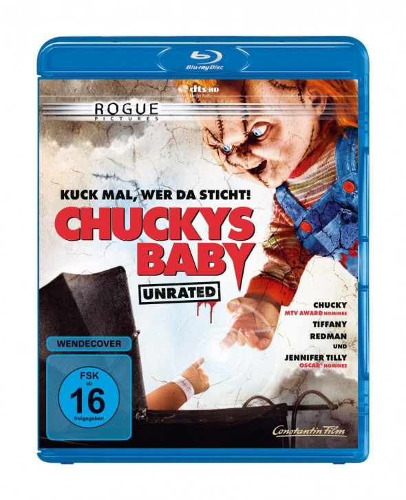 Chuckys Baby - Unrated [Blu-ray]
