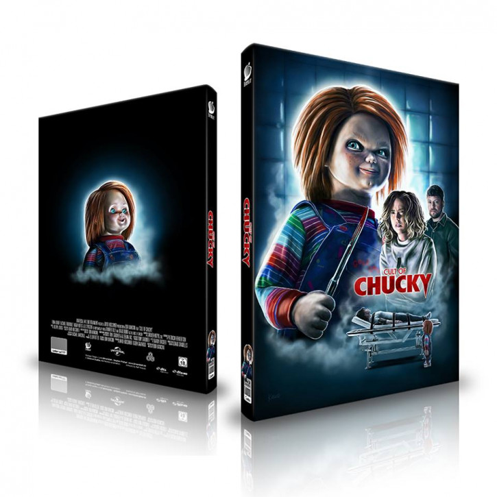 Cult of Chucky - Limited Mediabook Edition - Cover A [Blu-ray+CD]