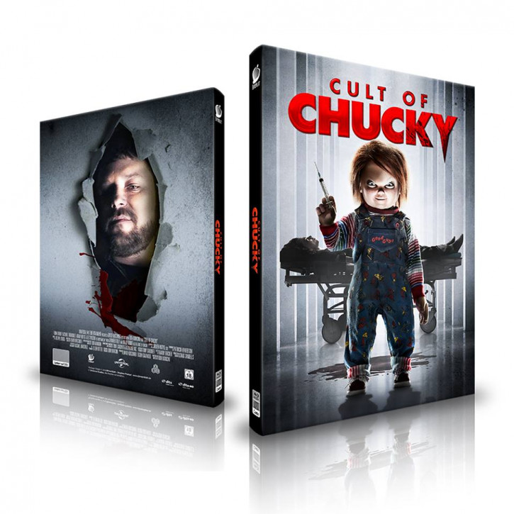Cult of Chucky - Limited Mediabook Edition - Cover B [Blu-ray+CD]