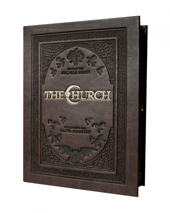 The Church - Set Leatherbook [Blu-ray+DVD]