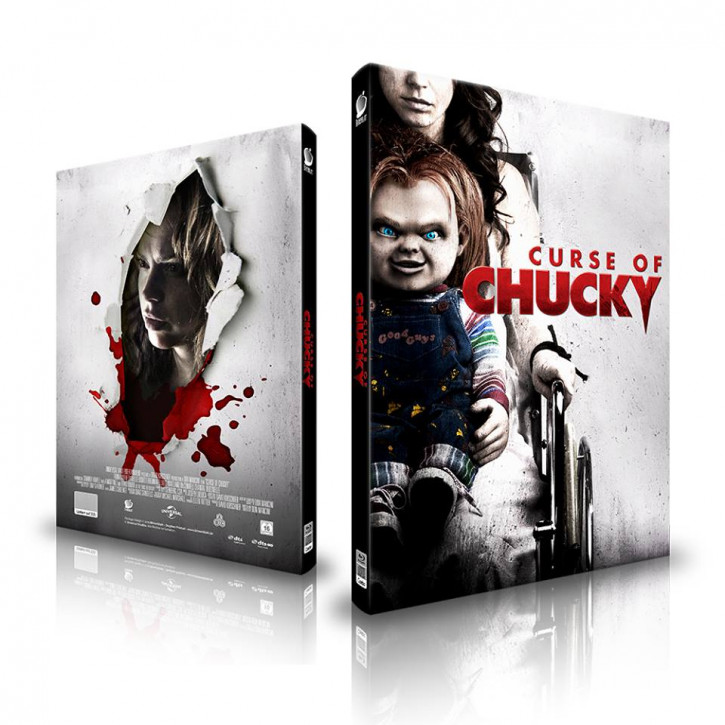 Curse of Chucky - Limited Mediabook Edition - Cover B [Blu-ray+CD]