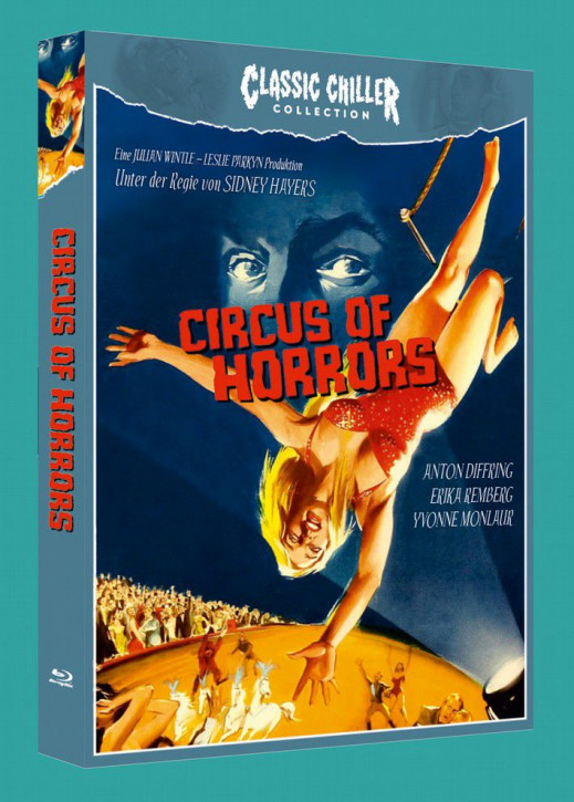 Circus of Horrors - Classic Chiller Collection [Blu-ray]