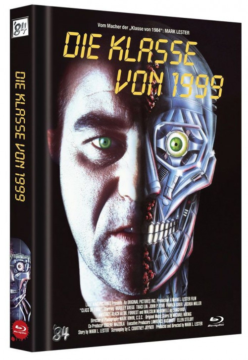 Die Klasse von 1999 - Limited Collector's Edition - Cover A [Blu-ray+DVD]