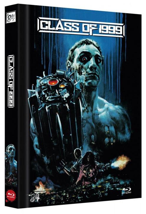 Die Klasse von 1999 - Limited Collector's Edition - Cover B [Blu-ray+DVD]