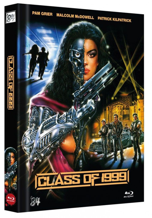 Die Klasse von 1999 - Limited Collector's Edition - Cover C [Blu-ray+DVD]