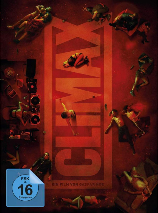 Climax - Limited Mediabook Edition [Blu-ray+DVD]