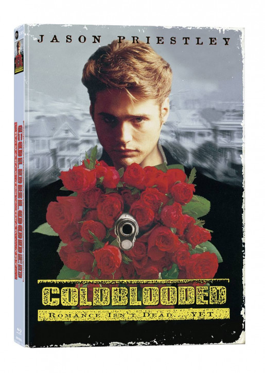 Cold Blooded - Limited Mediabook Edition - Cover A [Blu-ray+DVD]