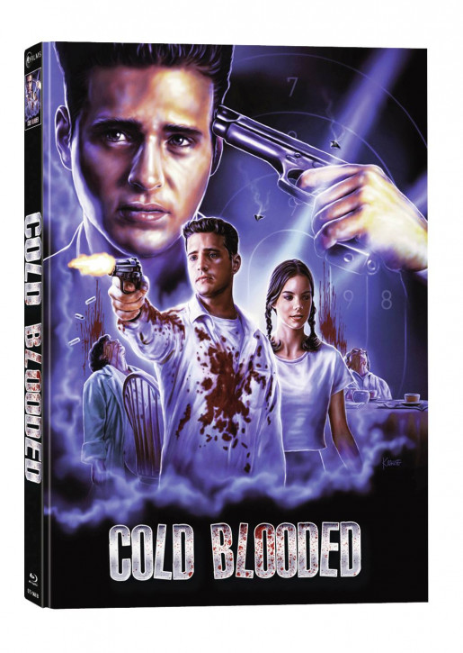 Cold Blooded - Limited Mediabook Edition - Cover B [Blu-ray+DVD]