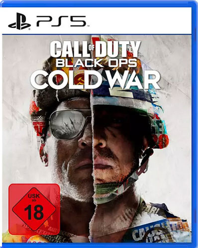 Call of Duty Black Ops Cold War [PS5]