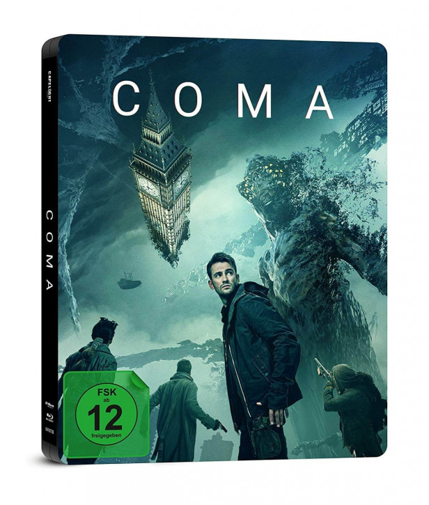 Coma - Limited Steelbook [Blu-ray]