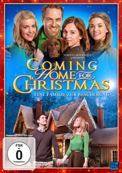 Coming Home for Christmas - Eine Familie zur Bescherung [DVD]