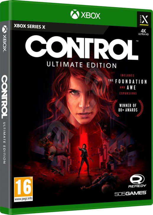 Control - Ultimate Edition [Xbox Series X]