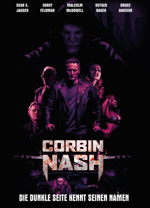 Corbin Nash - Limited Mediabook Edition - Cover C [Blu-ray+DVD]