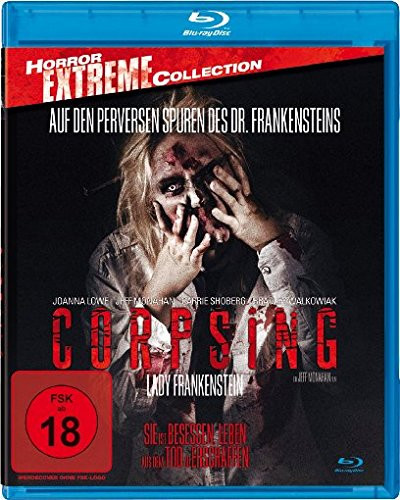 Corpsing - Lady Frankenstein - Horror Extreme Collection [Blu-ray]