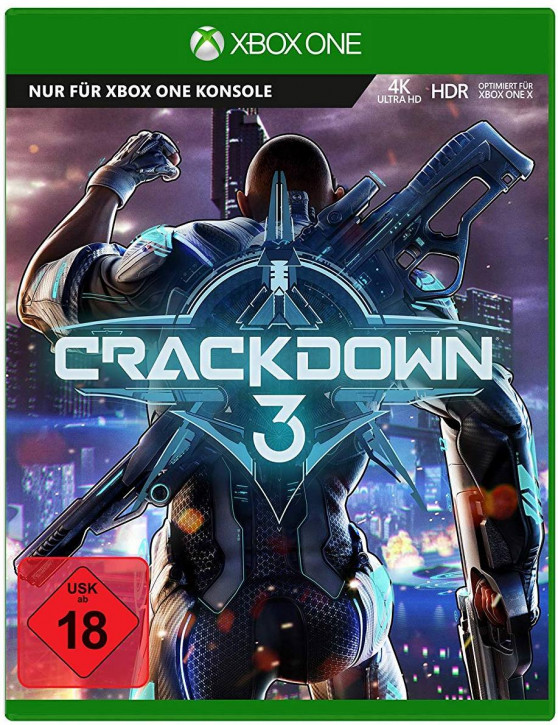 Crackdown 3 [Xbox One]
