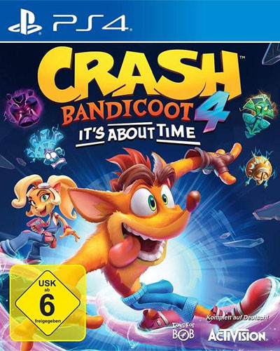 Crash Bandicoot 4 [PS4]