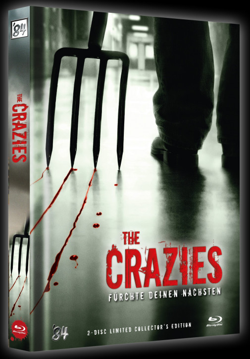 Crazies - Limited Collector's Edition - Cover A [Blu-ray+DVD]