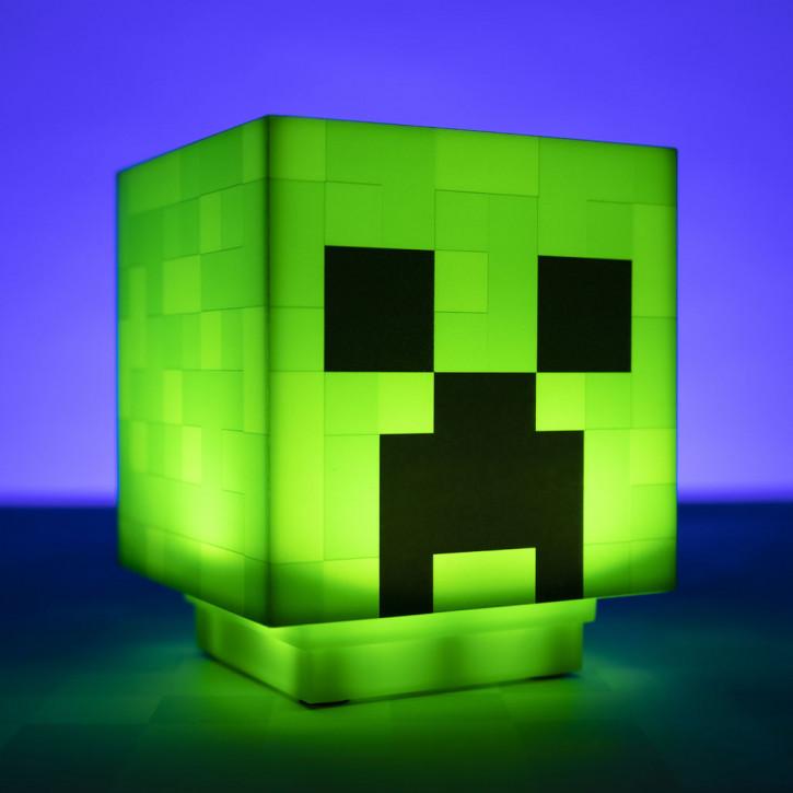 Leuchte - Minecraft: Creeper