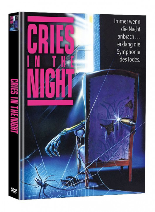 Cries in the Night - Limited Mediabook Edition (Super Spooky Stories #100) [DVD]