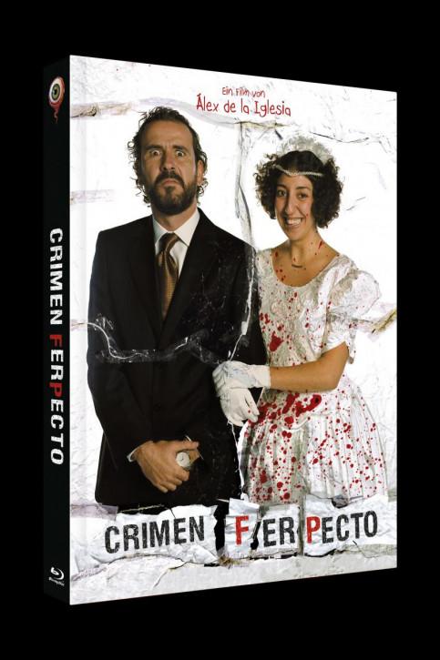 Crimen Ferpecto - Limited Collectors Edition Mediabook - Cover C [Blu-ray+DVD]