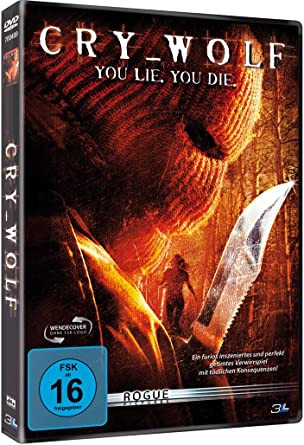 Cry Wolf - You Lie. You Die. [DVD]