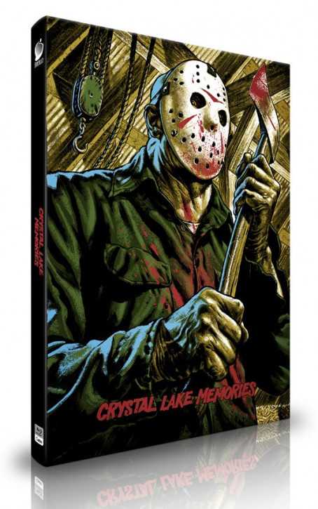 Crystal Lake Memories  - Limited Mediabook - Cover B [Blu-ray]