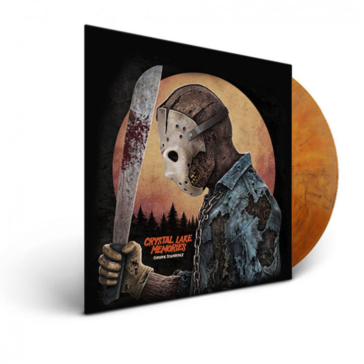 Harry Manfredini ‎– Crystal Lake Memories - Soundtrack [Vinyl]
