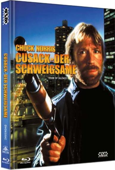Cusack - Der Schweigsame - Limited Collector's Edition - Cover C [Bluray+DVD]