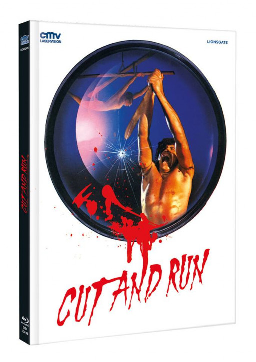 Cut and Run - Limited Mediabook - Cover B [Blu-ray+DVD]