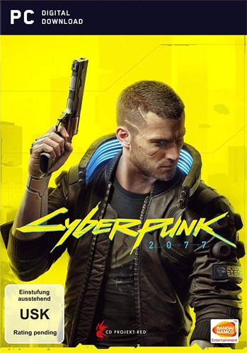 Cyberpunk 2077 - Day One Edition [PC]