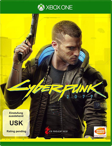 Cyberpunk 2077 - Day One Edition [Xbox One]