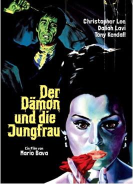 Der Dämon und die Jungfrau - Limited Collectors Edition #4 - Cover A [Blu-ray+DVD]