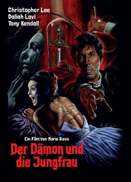 Der Dämon und die Jungfrau - Limited Collectors Edition #4 - Cover B [Blu-ray+DVD]