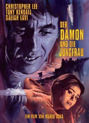 Der Dämon und die Jungfrau - Limited Collectors Edition #4 - Cover C [Blu-ray+DVD]
