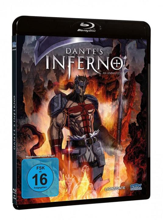 Dantes Inferno [Blu-ray]