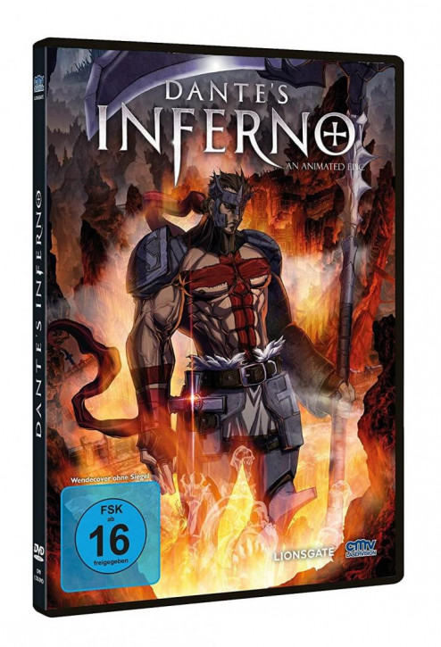 Dantes Inferno [DVD]