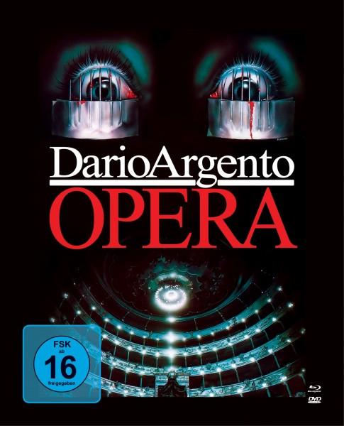 Dario Argentos Opera - Limited Collectors Edition [Blu-ray+DVD]