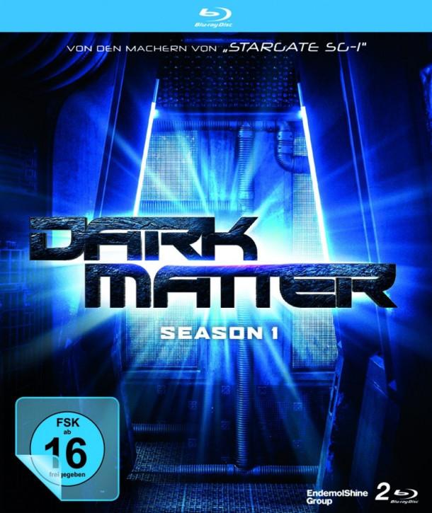 Dark Matter - Die komplette Staffel 1 [Blu-ray]