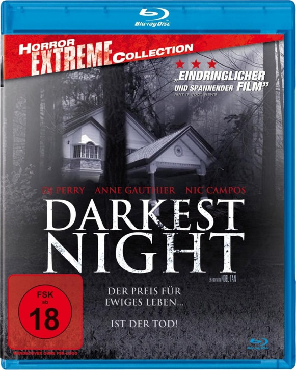 Darkest Night - Horror Extreme Collection [Blu-ray]