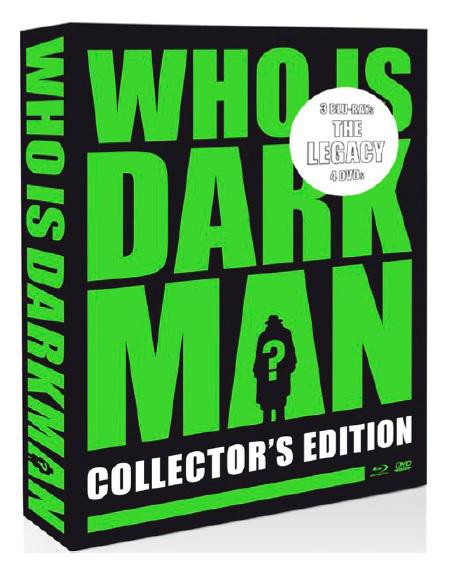 Darkman: The Legacy - Limited Collectors Edition - Limited Edition [Blu-ray+DVD]