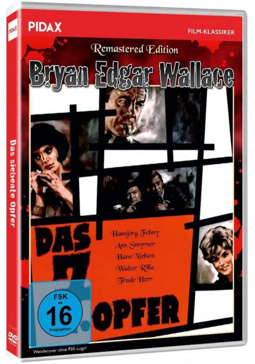 Bryan Edgar Wallace: Das 7. Opfer [DVD]