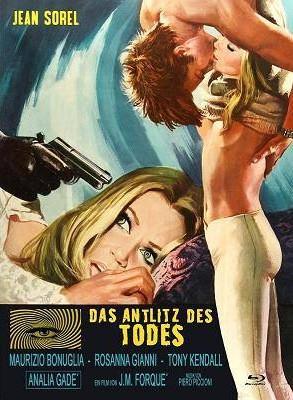 Das Antlitz des Todes - Eurocult Collection #040 - Mediabook - Cover A [Blu-ray+DVD]