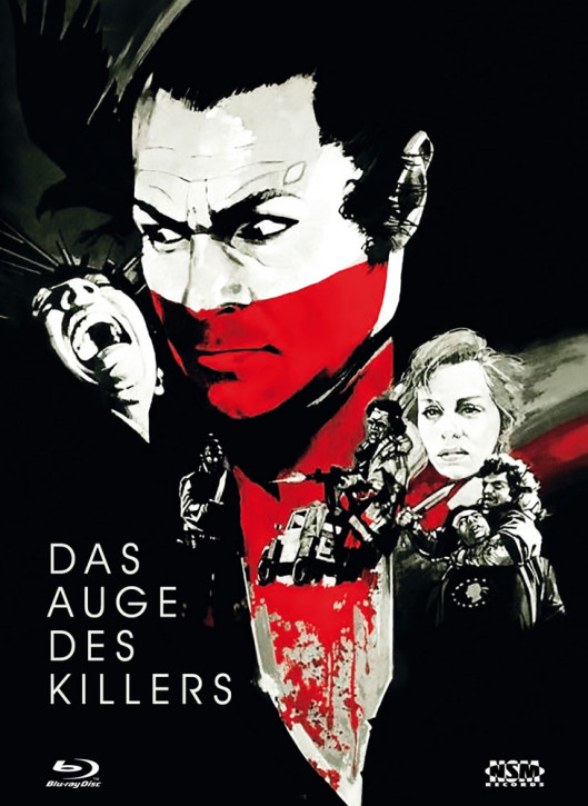 Das Auge des Killers - Limited Collector's Edition - Cover E [Blu-ray+DVD]