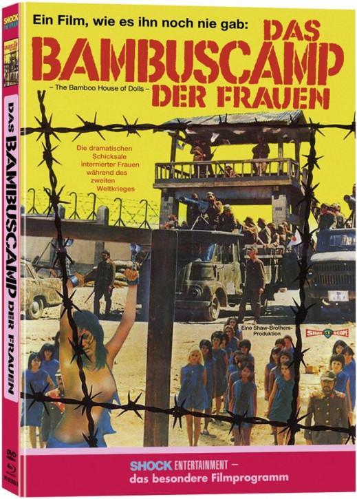 Das Bambuscamp der Frauen - Mediabook - Cover A [Blu-ray+DVD]