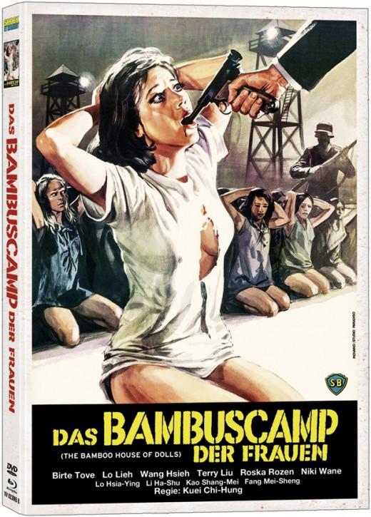 Das Bambuscamp der Frauen - Mediabook - Cover B [Blu-ray+DVD]